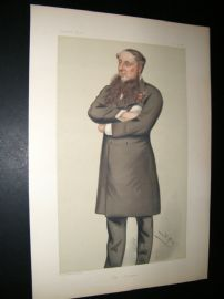 Vanity Fair Print 1880 The O'Donaghue of the Glens